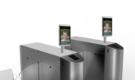 单通道人脸闸机门禁+图书馆自助式硬件服务+ZT8100+人脸识别( 活体检测)+(可双向刷卡、双向刷二维码和双向刷脸)