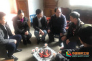 贵州民族大学党委副书记张鹏程率队赴黔南州家访慰问家庭经济困难学生