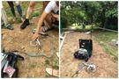 三峡大学SRS-SD1000便携式土壤呼吸系统完成安装调试