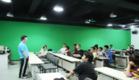 北京欧雷公司应邀到中影华龙数字艺术培训基地做主题报告