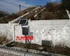 子长县水保站径流泥沙监测系统安装完毕