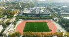 陕西师范大学附属中学足球场地升级改造案例