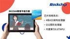 瑞芯微推出全新RK3566教育平板方案,满足教育市场多元需求