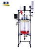 双层玻璃反应釜HEB-1-100L