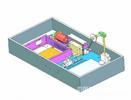 二阶系统响应实验平台装置