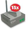 DWL-G810 802.11g無線上網接續器