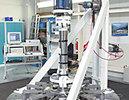 轮轴实物试验台