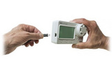 MX1102蓝牙温湿度CO2记录仪