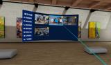 VR职场英语虚拟仿真教学实训系统