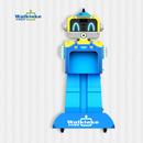 校园开学测温防疫设备-红外测温晨检机器人