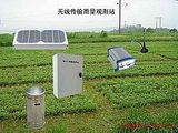 GPRS雨量监测站
