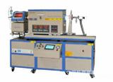 三温区1500oC PECVD系统--OTF-1500X-80-III-4CV-PE