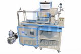小型滑动PECVD管式炉系统--OTF-1200X-50S-PE-SL