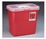 VWR 生物危险品处理罐/一次性锐器安全盒15704-192