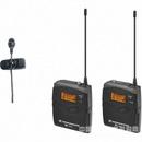 森海塞尔ew 122-p G3无线领夹话筒采访话筒摄像机话筒