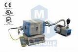 1200℃微型二通道混气CVD系统-OTF-1200X- S50- 2F