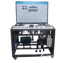 广州车胜教学 汽车教学设备 四轮ABS/ASR/ESP综合实训台 汽车制动教学仪器