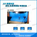 演播厅摄影灯光布局中小型实景演播室摄影棚多机位录课室灯光方案