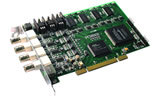 PCI数据采集卡PCI8002A(4路 同步 每路40MS/s 12位 RAM存储的示波器卡)