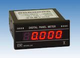安装式四位半数字显示直流电压表头