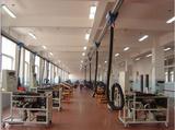 汽车底盘构造与维修实训室