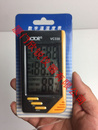 胜利温湿度计VC330家用室内高精度电子温湿度表VC330