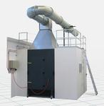 泰思泰克-建材单体制品燃烧试验装置GB/T 20284-2006,GB8624-2012