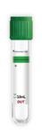 統宇地 真空采血管 (DUT-012) 肝素鋰和惰性分離膠
