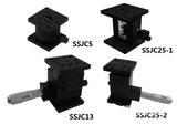 SSJC高精密高灵敏微调升降平台 小行程升降台 Z轴滑台 小型升降台