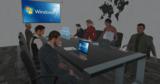 VR職場英語情景教學實訓系統