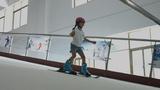 室内滑雪模拟器 新疆室内滑雪模拟器 室内滑雪练习机厂家