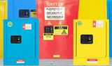 CE安全认证 工业消防安检防爆柜 易燃可燃液体储存柜