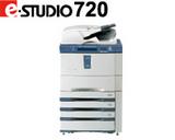 东芝数码复印机e-STUDIO 720
