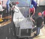 多通道浮游生物采样器 MultiNet