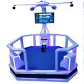 VR行走平台 虚拟实验室 VR实验室方案 VR科普互动展品 航天航空科普馆