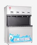宏華愛華柜式刷卡溫開水機WK