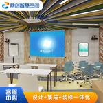智慧教室-创客空间-录播室-展厅展馆-图书馆