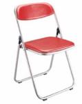 皮革折叠椅