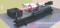 激光调腔与纵横模分析实验