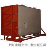 建筑外墙外保温系统抗负风压性能试验机