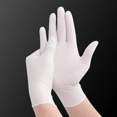 【德心印手】舒适型一次性实验室科研专用丁腈手套