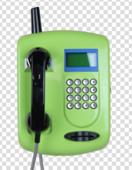 艾弗特校园一卡通电话机