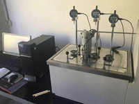 橡膠樹脂熱變形維卡試驗儀