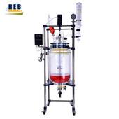 雙層玻璃反應釜HEB-1-100L