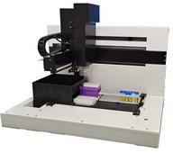 8道、4道变距EP管离心管移液机械臂、国产移液机械手