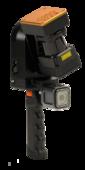 GEOSLAM 短測程手持移動SLAM激光雷達 ZEB-REVO 最輕型的三維激光掃描儀,僅重0.8KG,測程30米,采集速度43200點/秒,270*360超寬視角,移動掃描。