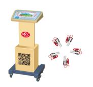 智能跳繩測試儀JYJ-TS 觸摸彩色大屏無線連接自帶可充電大容量鋰電池