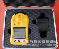 便携式甲醛、硫化氢、氨气、一氧化碳四合一气体检测仪