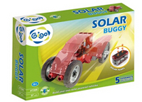 台湾智高玩具 7399太阳能越野车 太阳能玩具 科学实验材料 绿色能源 太阳能 智多美