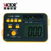 勝利 接地電阻測試儀VC4105B 電阻測試儀
